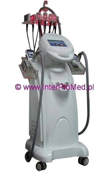 Lipo laser + Kriolipoliza + Vacuum + RF