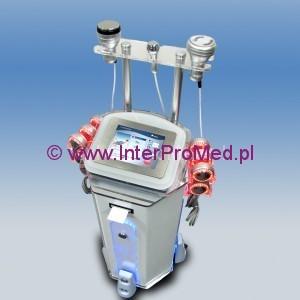 Ultradźwiękowa liposukcja + RF + Ultradźwięki kawitacyjne
