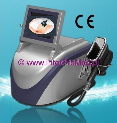 CRYO STAR + Lipo laser w głowicy