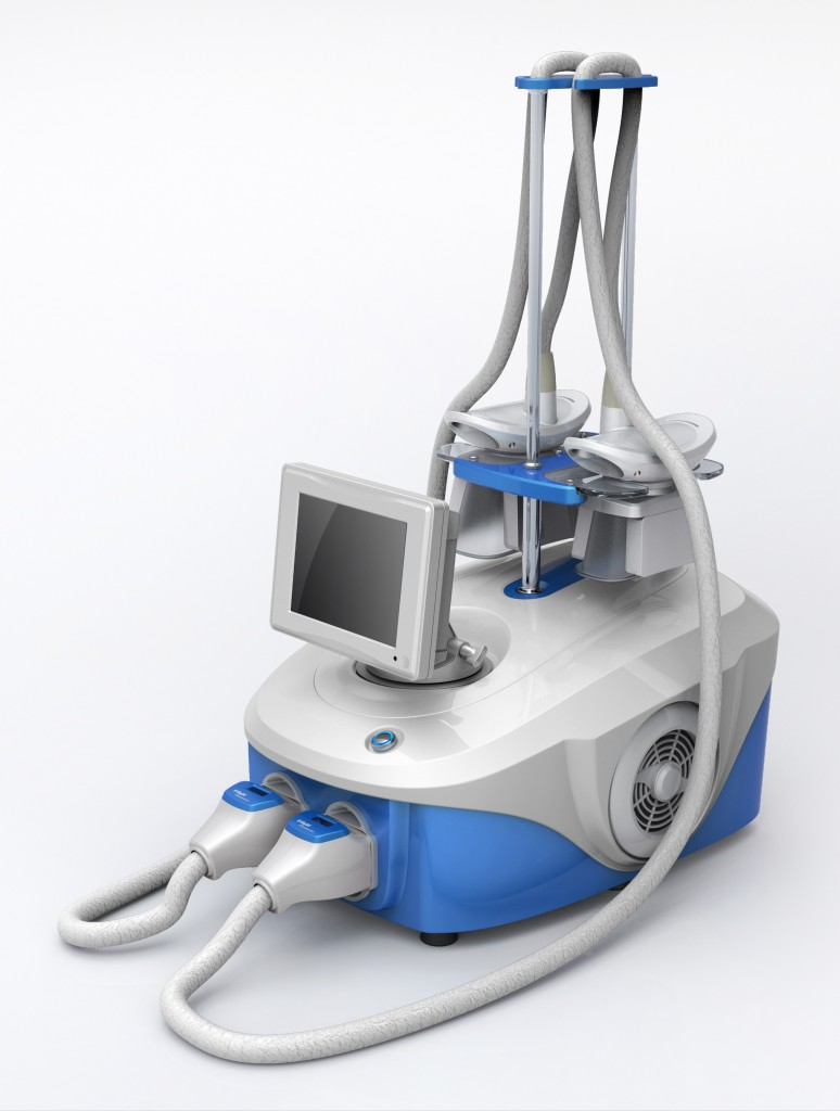 Cryolipolysis S-Shape 2-głowicowy