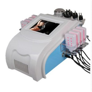 Lipo laser + RF + ultradźwięki